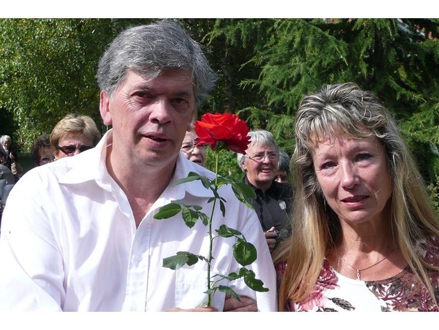 Baptême de la rose  Floradiane