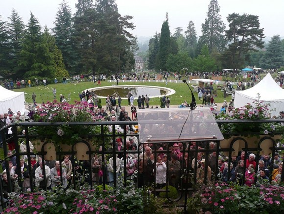 Baptême de la Rose «Ville de Bagnoles de l'Orne»
